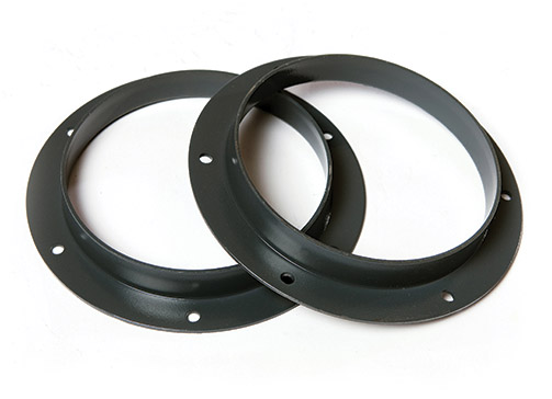 Industrial Flanged Dust Collect Ductwork — FLANGE RINGS | Carolina Air